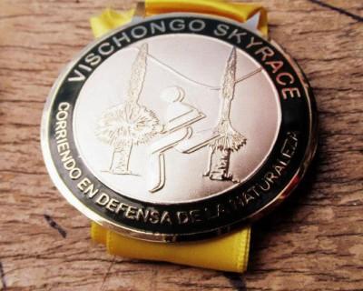 Medaglia Vishongo Skymarathon
